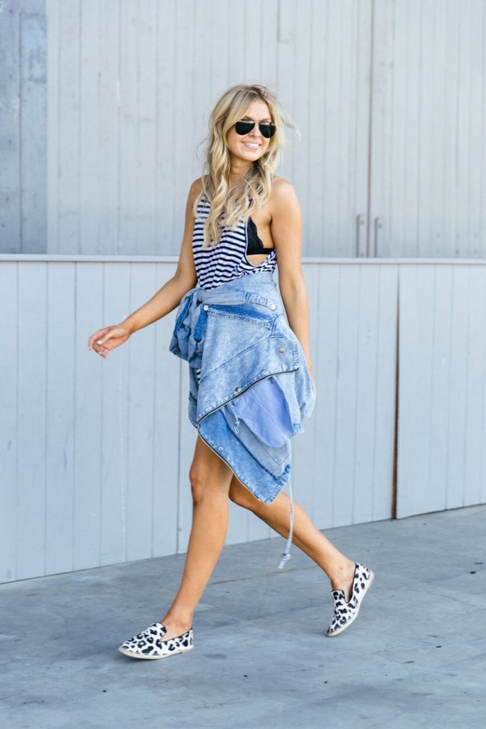 Spring summer jeans - glamstyle