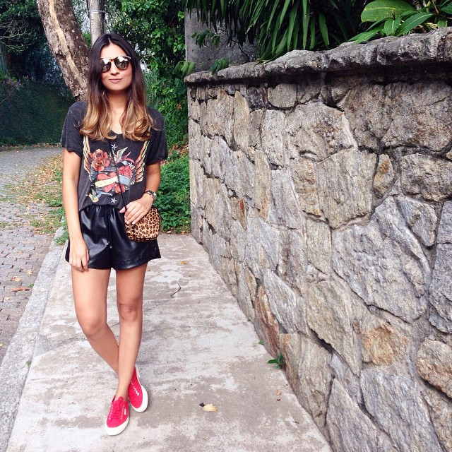 Jessica Velasco - glamstyle  - look superga(2)